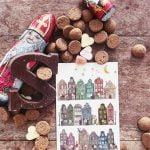 Freebie: Sinterklaas aftelkalender