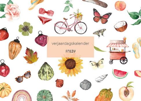 verjaardags kalender fritsy voorblad